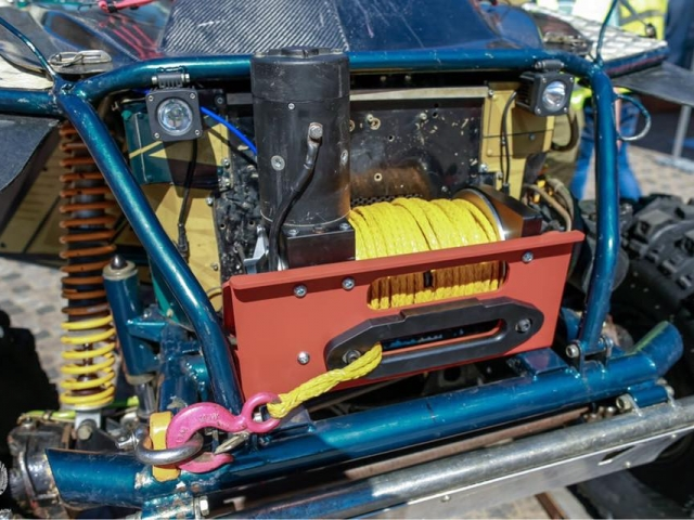 Kamo Oko Vidi 4x4 industries Tornado winch