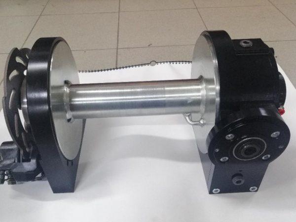 TORNADO WINCH MODEL 3200 db - no motor