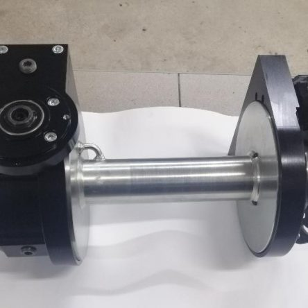 Tornado Winch model 3200 db – NO MOTOR