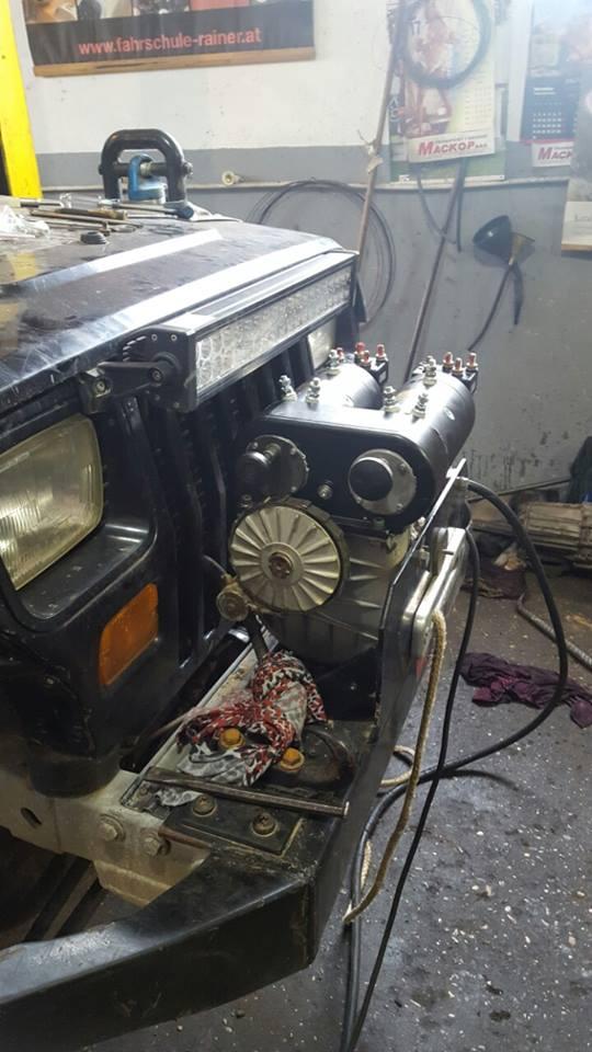 Warn 8274 kamo oko vidi 4x4 industries conversion