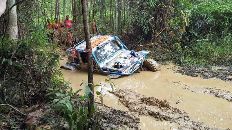 Kamo Oko Vidi 4x4 industries RFC Malaysia