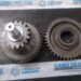 Transfer case LOW gearset