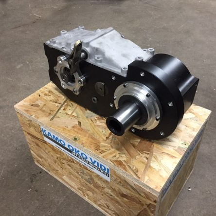 PTO Racing transfer case